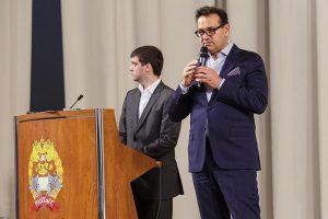 Бизнес-посол Деловой России в Испании Эдуард Гулян