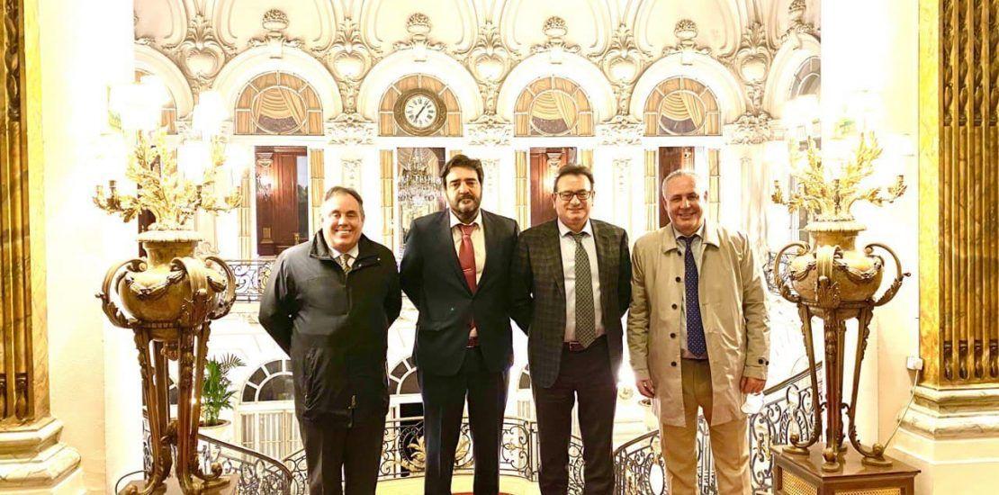 nuestros socios estratégicos de la asociacion de restaurantes centenarios de madrid. Club Casino Madrid