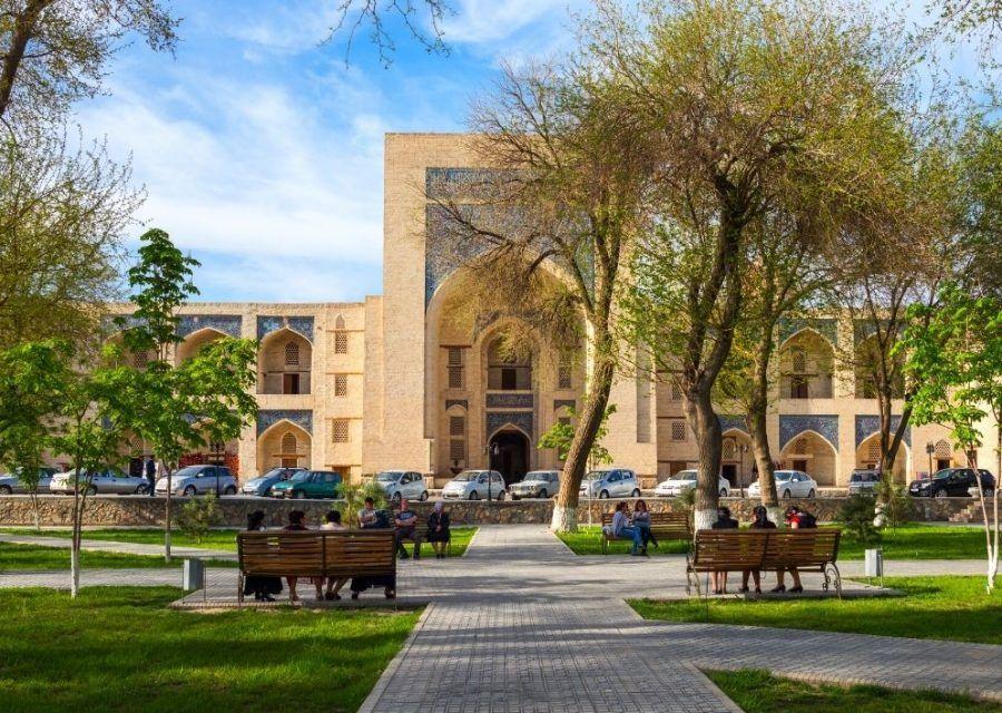 asociaciones uzbekistan