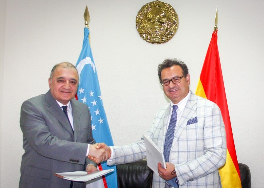 embajador uzbekistan espana