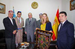 uzbekistan mision empresaril